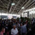 استقبال پرشور تهرانیهای گلدوست در روز دوم نمایشگاه