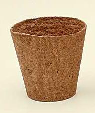 نمونه یک گلدان جیفی بدون خاک همراه